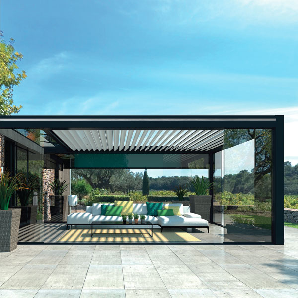 pergolas bioclimatique art home alu